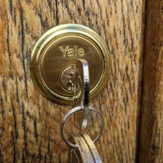 We fit genuine Yale Locks in Dalkeith