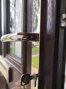 upvc door lock upgrade Pathhead