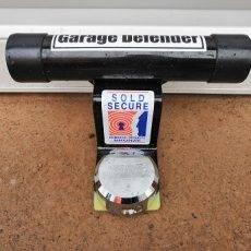 Garage Defender sold secure