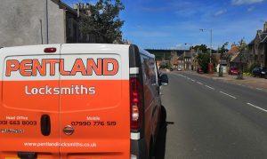Pentland Locksmith Bonnyrigg Midlothian