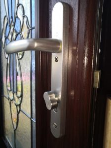 new thumbturn lock in lasswade