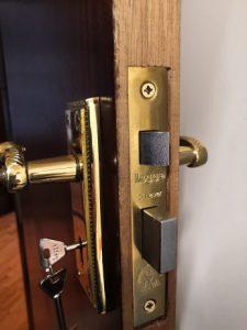 bs3621 Mortice Lock loanhead